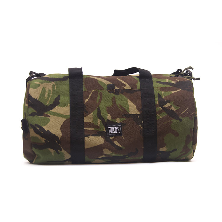 Eclectik Middle Duffel Bag - DPM