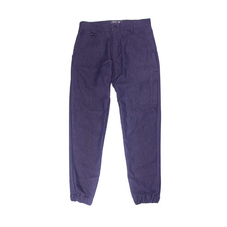 Штани Eclectik Denim Jogger Pants - Navy