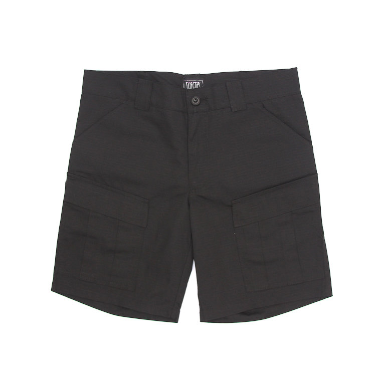 Шорты Eclectik Curt Shorts - Black Solid