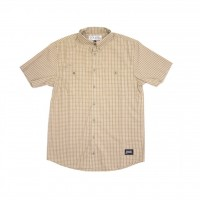 Сорочка Eclectik Short Sleeve Shirt - Beige
