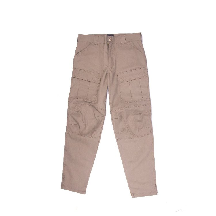 Штани Eclectik Curt Pants - Tundra Brown