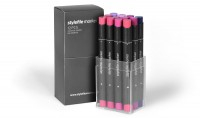 Набір Stylefile Marker 12 Set Wild Berry