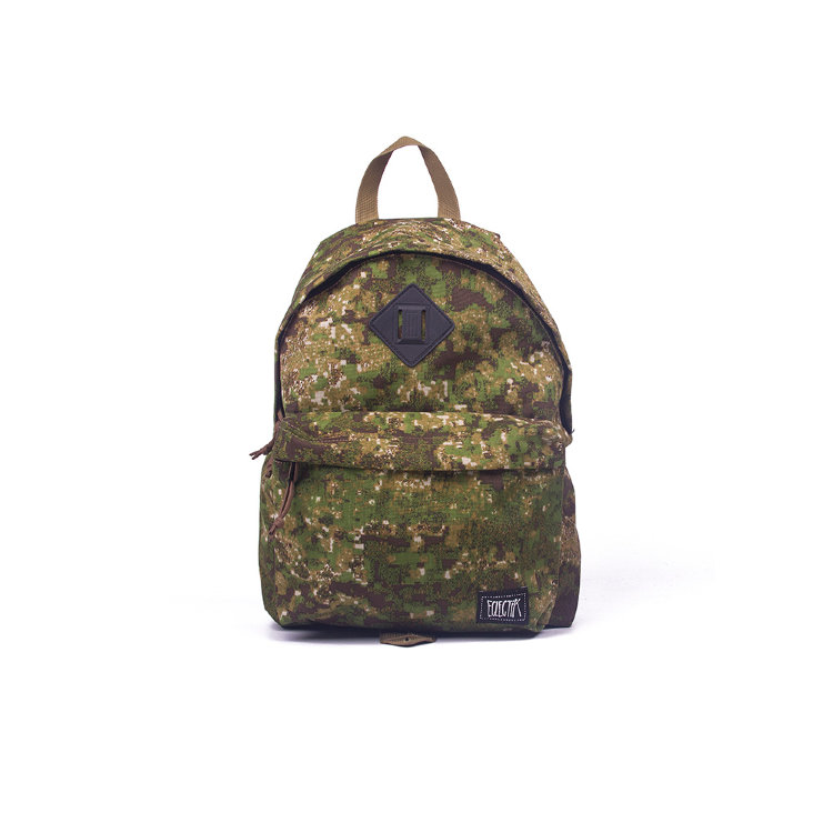 Рюкзак Eclectik Basic Backpack - Pencott Greenzone